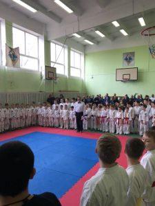 22 апреля состоялся III открытый турнир по Tsu Shin Gen - karate по правилам Всестилевого каратэ (СЗ) приуроченный к годовщине Великой Победы в ВОВ и Дню Воинской Славы России.