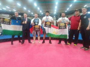 Чемпионат мира по боевым единоборствам